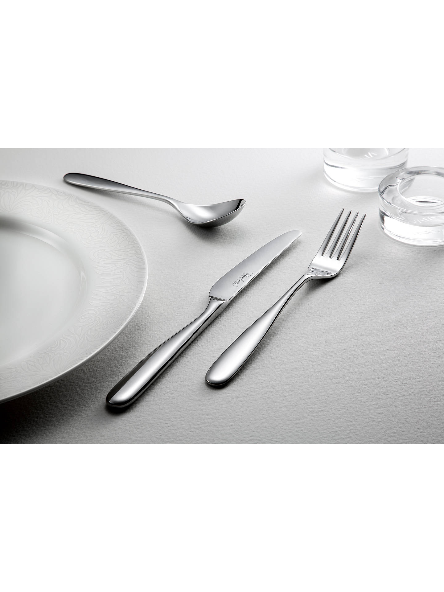 Buy Robert Welch Stanton Table Fork Online at johnlewis.com