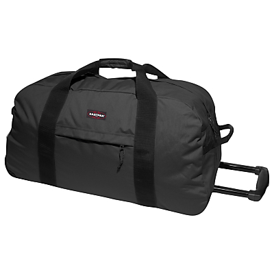 Product photo of Eastpak container 85 wheeled duffle bag black