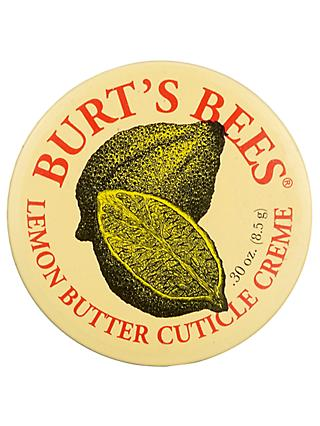 Burt's Bees Lemon Butter Cuticle Creme, 8.5g