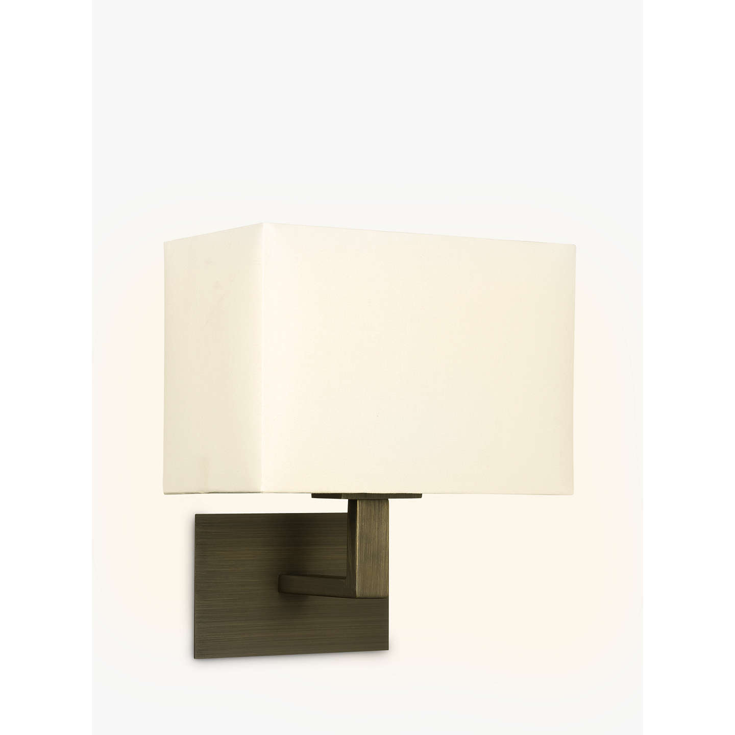 Astro connaught wall light bronze at john lewis buyastro connaught wall light bronze online at johnlewis mozeypictures Gallery