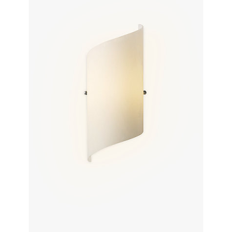 Buy John Lewis Scroll Uplighter Wall Light Online at johnlewis.com