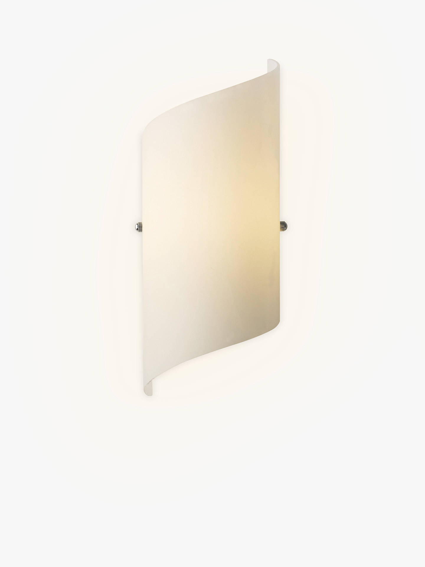 Buy John Lewis & Partners Scroll Wall Light Online at johnlewis.com