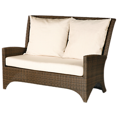 Barlow Tyrie Savannah 2 Seater Outdoor Sofa, Natural