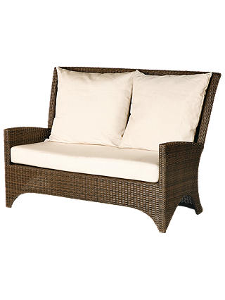 Buy Barlow Tyrie Savannah 2 Seater Outdoor Sofa, Natural Online at johnlewis.com