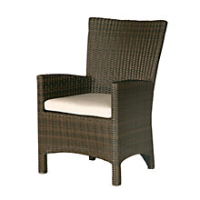 Buy Barlow Tyrie Savannah Deep Seat Outdoor Armchair, Natural Online at johnlewis.com