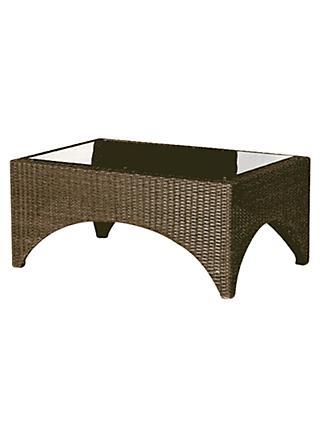 Barlow Tyrie Savannah Rectangular 2-Seater Garden Coffee Table
