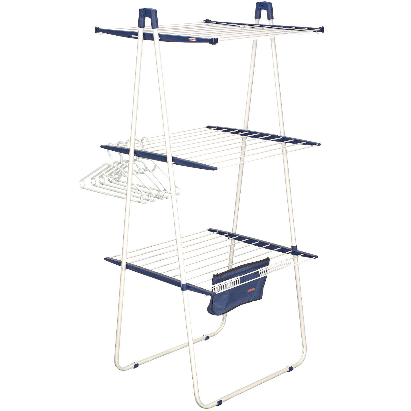 Buyleifheit Pegasus Tower 200 Clothes Airer Online At Johnlewiscom