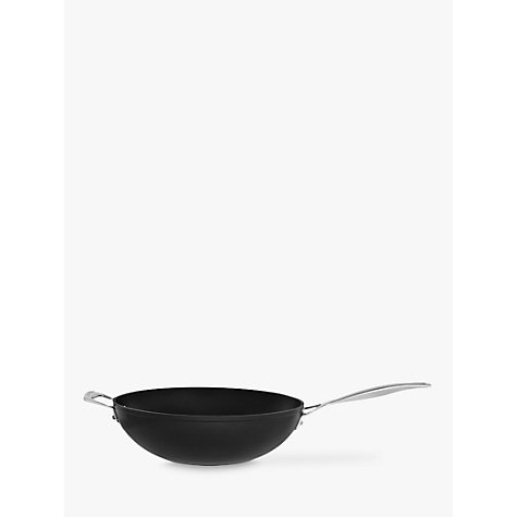 Buy Le Creuset Toughened Non-Stick 30cm Stir-Fry Pan Online at johnlewis.com