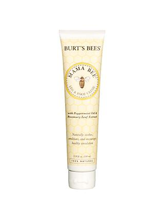 Burt's Bees Mama Bee Leg & Foot Creme, 100ml