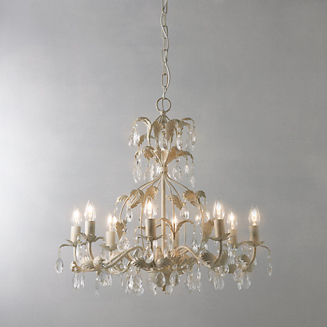 Buy john lewis annabella chandelier 8 arm john lewis buy john lewis annabella chandelier 8 arm online at johnlewis mozeypictures Gallery