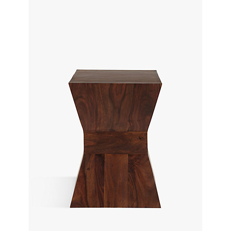 Buy John Lewis Maharani Side Table Online at johnlewis.com