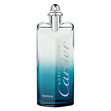 Buy Cartier Declaration Eau de Toilette Essence, 100ml Online at johnlewis.com
