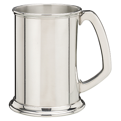 Pewter Tankard, Straight-Sided