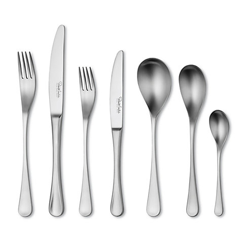 Buy Robert Welch RW2 Satin Teaspoon Online at johnlewis.com