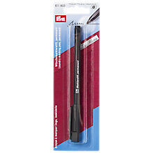 Buy Permanent Marker Pen, Black Online at johnlewis.com