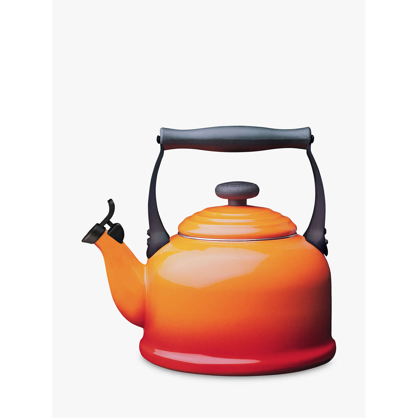 Le Creuset Traditional Stovetop Whistling Kettle at John Lewis