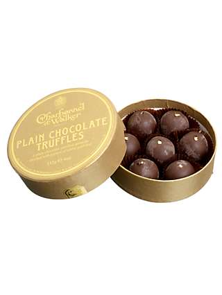 Charbonnel et Walker Dark Chocolate Truffles, 115g