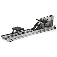Buy WaterRower S1 Rowing Machine with S4 Performance Monitor Online at johnlewis.com