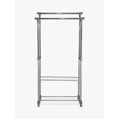 Product photo of John lewis double clothes rail