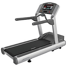 Buy Life Fitness Club Series Treadmill Online at johnlewis.com