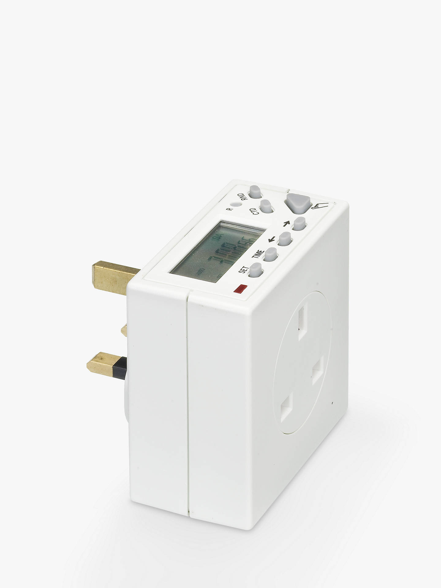 Buy Time Guard Ltd 24 Hour/7 Day Electronic Timeswitch Online at johnlewis.com