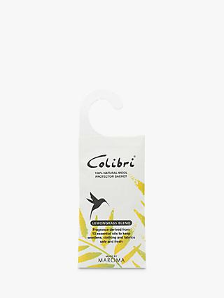 Colibri Anti-Moth Hanging Sachet, Lemongrass Blend