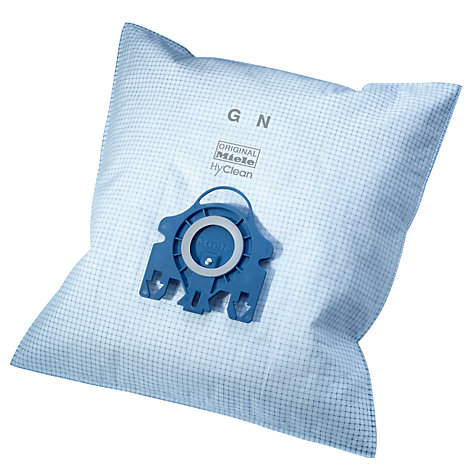 Buy Miele GN Hyclean Vacuum Cleaner Bags, Pack of 4 Online at johnlewis.com