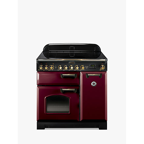 buy rangemaster classic deluxe 90 electric range cooker. Black Bedroom Furniture Sets. Home Design Ideas
