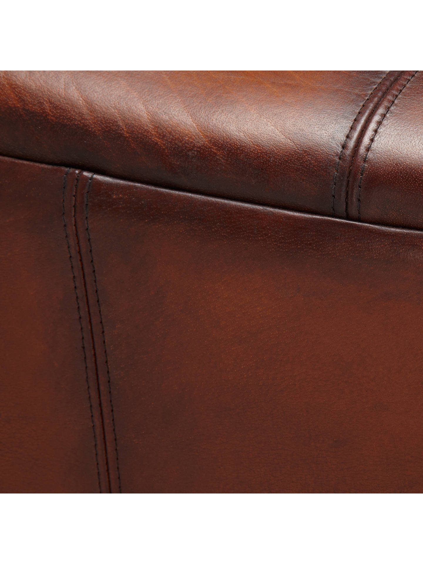 Tetrad Totnes Leather Armchair At John Lewis Amp Partners
