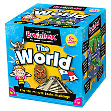 Buy BrainBox All Around the World Online at johnlewis.com