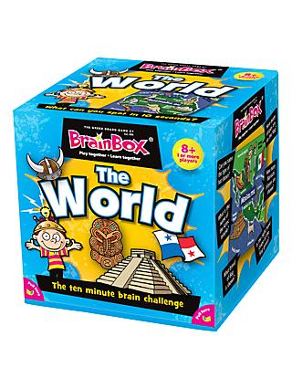 BrainBox All Around the World