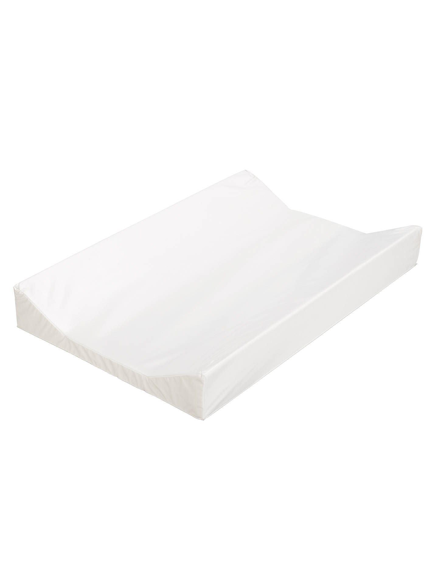 BuyJohn Lewis & Partners Wedge Changing Mat, White Online at johnlewis.com