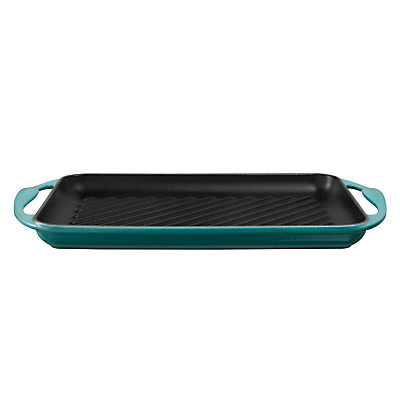 Le Creuset Cast Iron 32.5cm Rectangle Grill