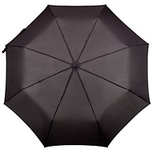 Buy Fulton Auto Release Umbrella, Black Online at johnlewis.com