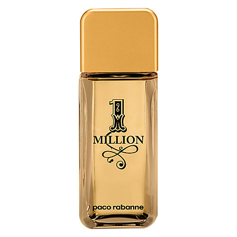 Buy Paco Rabanne 1 Million Aftershave Lotion, 100ml Online at johnlewis.com