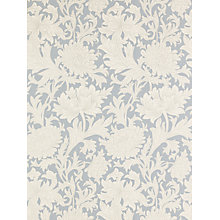 Buy Morris & Co Chrysanthemum Toile, China Blue / Cream, DMOWCH101 Online at johnlewis.com