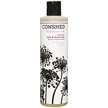 Buy Cowshed Knackered Cow Relaxing Bath & Shower Gel, 300ml Online at johnlewis.com