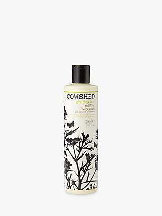 Cowshed Grumpy Cow Uplifting Body Lotion, 300ml