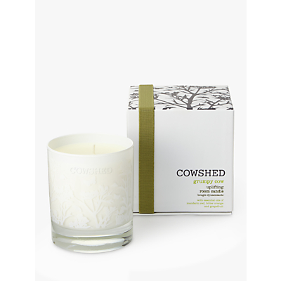 Cowshed Grumpy Cow Uplifting Room Candle, 235g