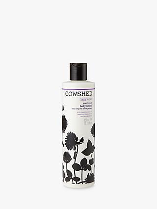 Cowshed Lazy Cow Soothing Body Lotion, 300ml