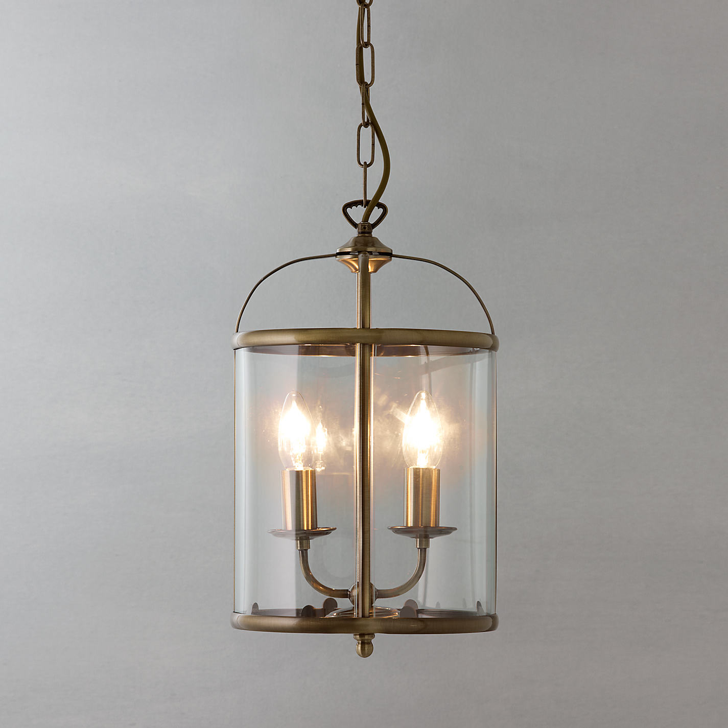 Buy walker 2 light lantern john lewis buy walker 2 light lantern online at johnlewis aloadofball Gallery