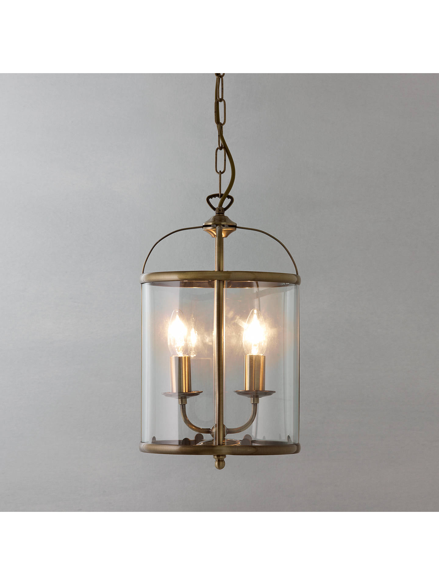 BuyJohn Lewis & Partners Walker Lantern Ceiling Light Online at johnlewis.com
