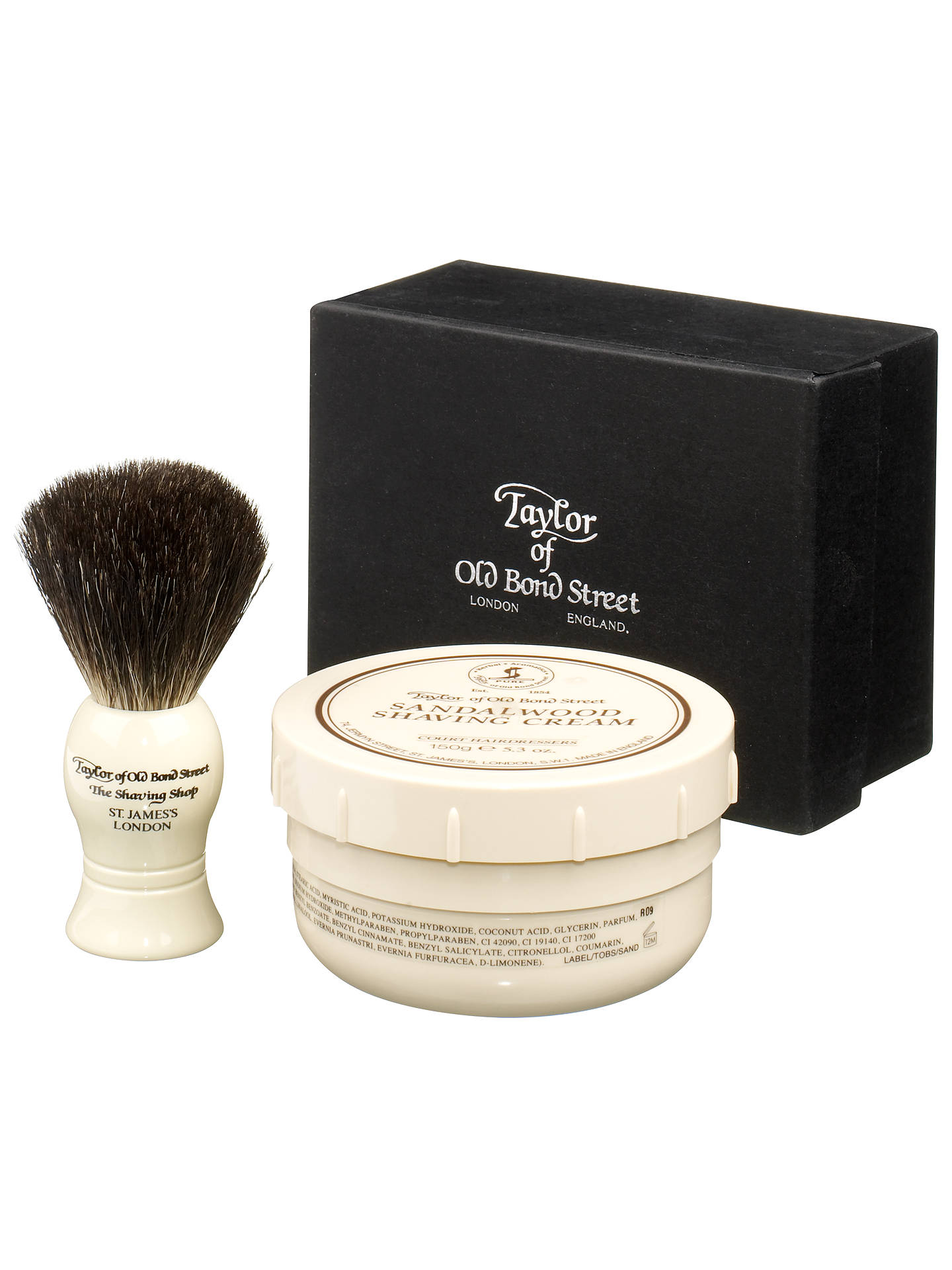 Buy Taylor of Old Bond Street Shaving Set Online at johnlewis.com