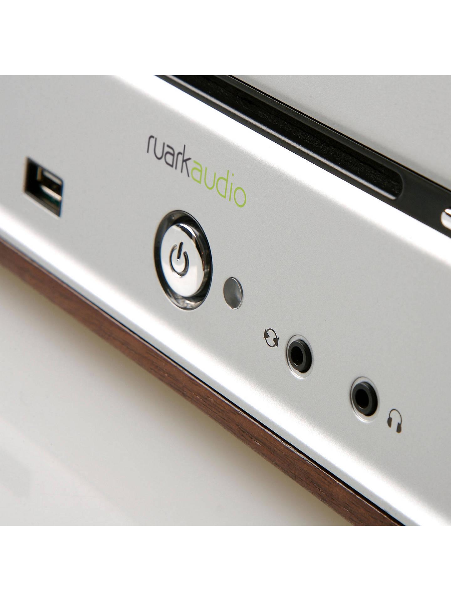 Ruark R4i DAB Audio iPod Integrated Music System at John