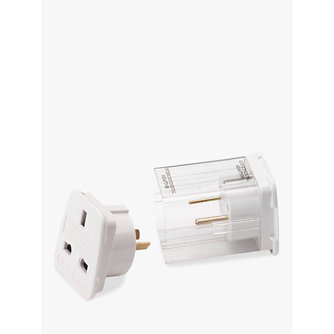 Buy John Lewis International Travel Adapter Online at johnlewis.com