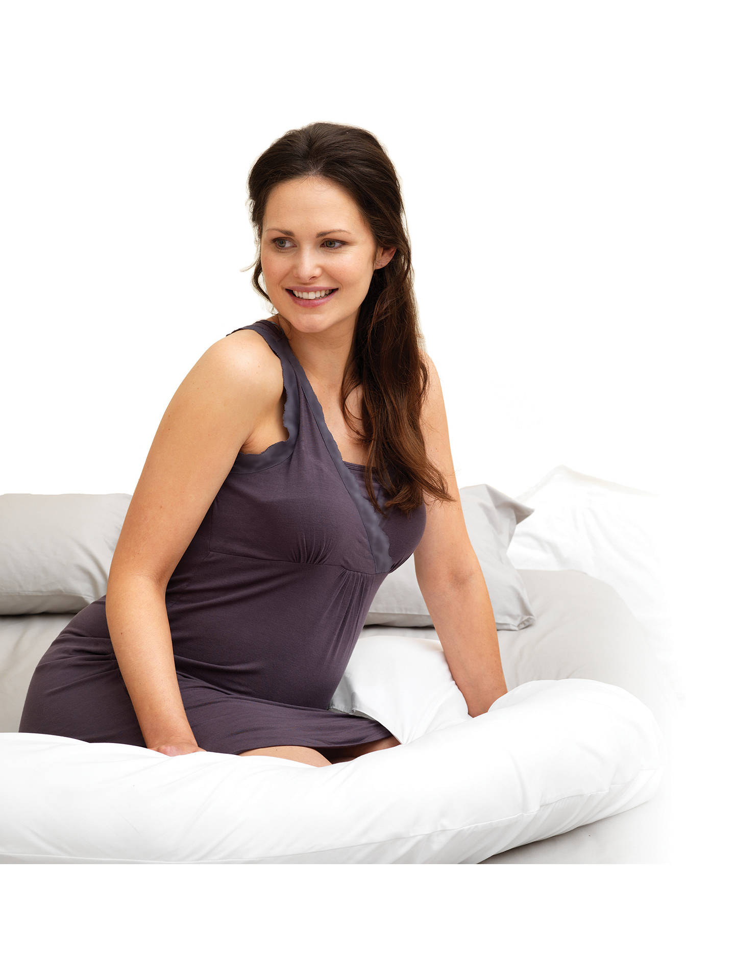 BuyDreamGenii Maternity and Nursing Pillow Online at johnlewis.com