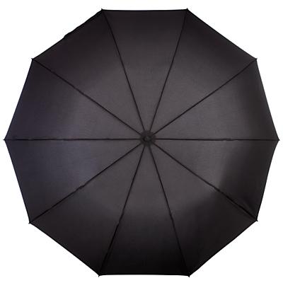 Fulton Magnum Automatic Folding Umbrella Black