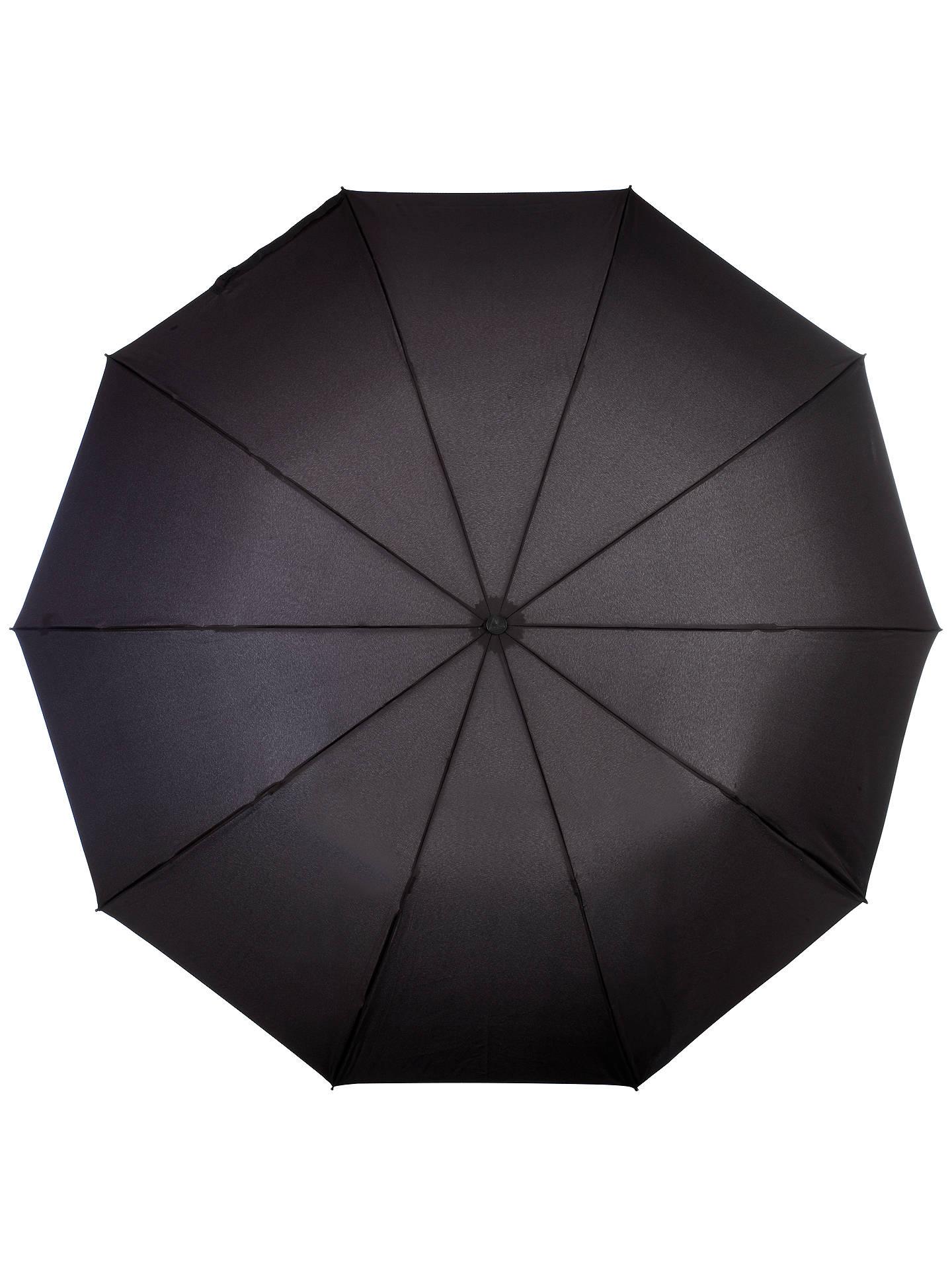 6becf5c97d5f Fulton Magnum Automatic Folding Umbrella, Black