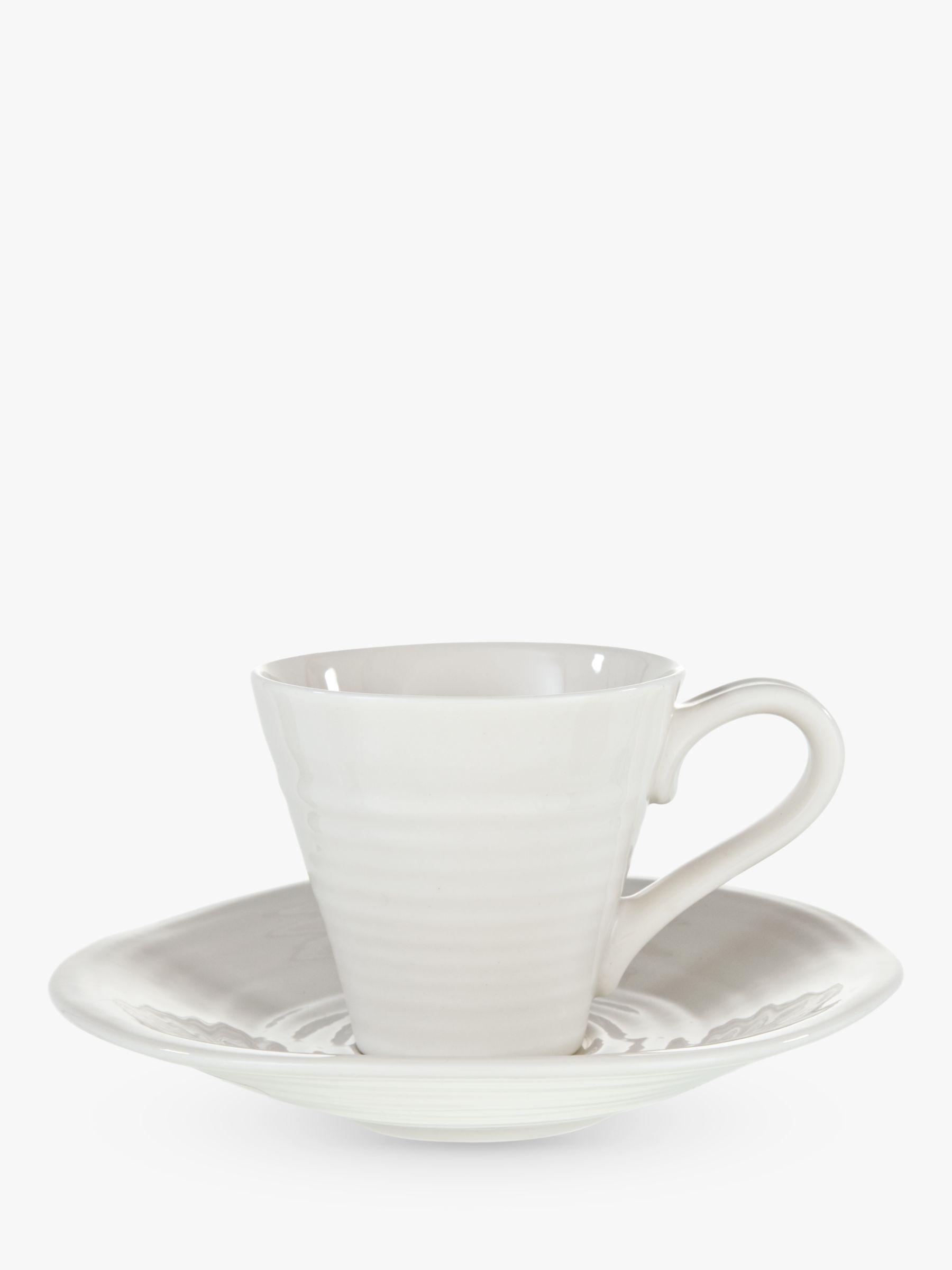 Espresso Cup & Saucer Line