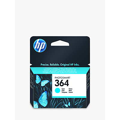 Image of HP Photosmart 364 Colour Ink Cartridge